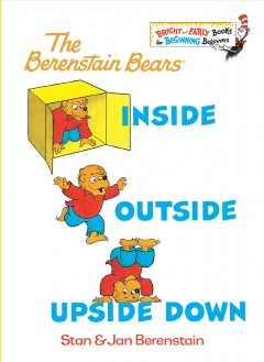 Inside, outside, upside down cover image