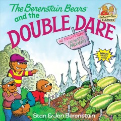 The Berenstain bears and the double dare cover image