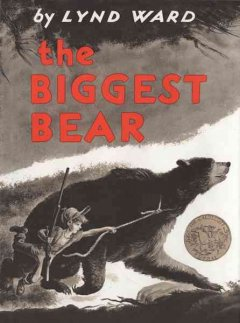 The biggest bear cover image