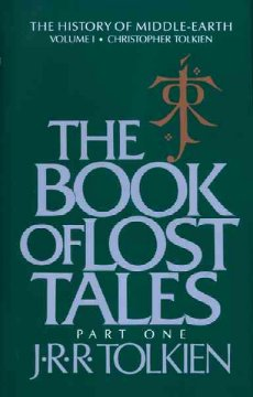 The book of lost tales cover image