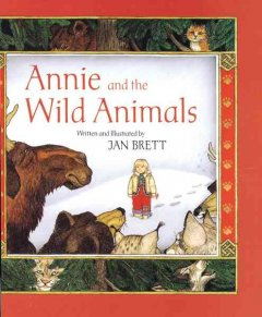 Annie and the wild animals cover image