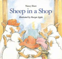 Sheep in a shop cover image