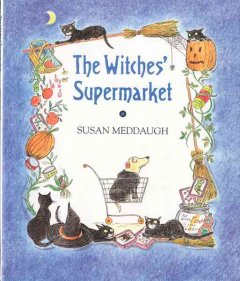 The witches' supermarket cover image