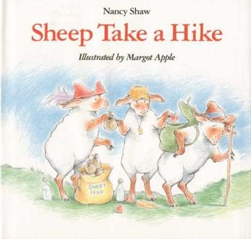 Sheep take a hike cover image