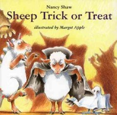 Sheep trick or treat cover image
