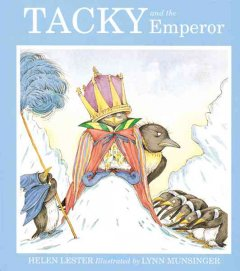 Tacky and the Emperor cover image