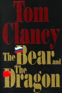 The bear and the dragon cover image