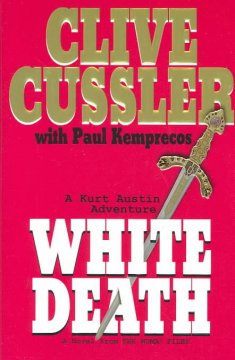 White death : a novel from the NUMA files cover image