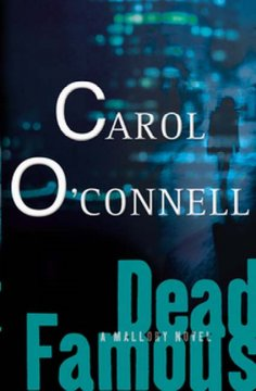 Dead famous cover image