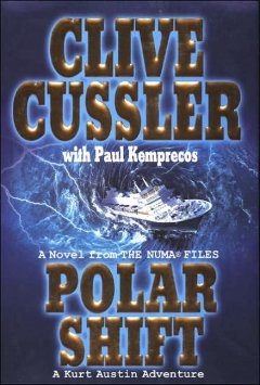 Polar shift : a novel from the NUMA files cover image