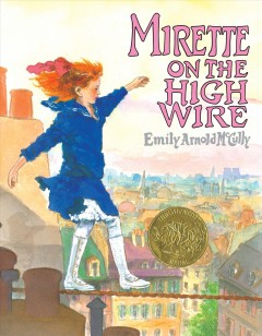 Mirette on the high wire cover image