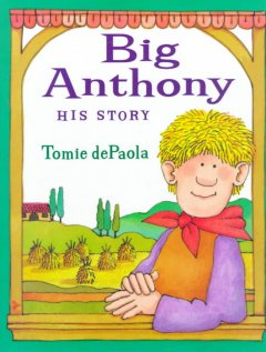Big Anthony : his story cover image