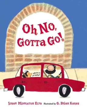 Oh no, gotta go! cover image