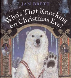 Who's that knocking on Christmas Eve cover image