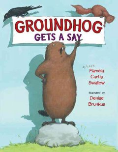 Groundhog gets a say cover image