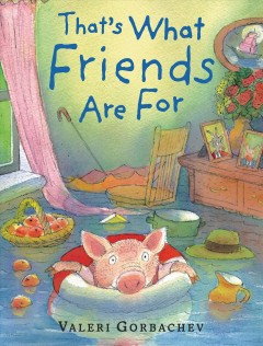 That's what friends are for cover image