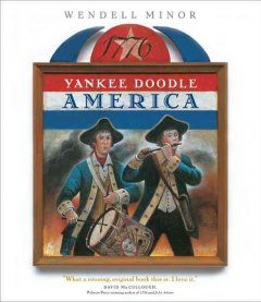 Yankee Doodle America : the spirit of 1776 from A to Z cover image