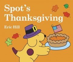 Spot's Thanksgiving cover image