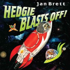 Hedgie blasts off! cover image