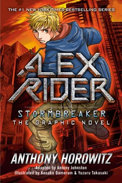 Stormbreaker : the graphic novel cover image