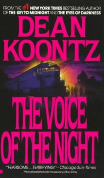 The Voice of the night cover image