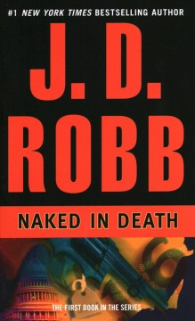 Naked in death cover image