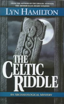 The celtic riddle : an archaeological mystery cover image
