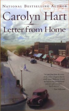 Letter from home cover image