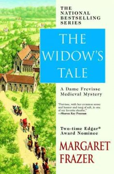 The widow's tale cover image