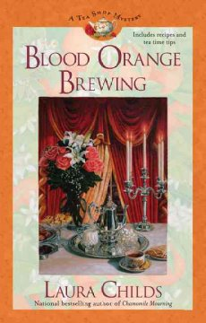 Blood orange brewing cover image