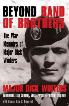 Beyond band of brothers cover image