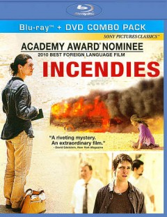Incendies cover image