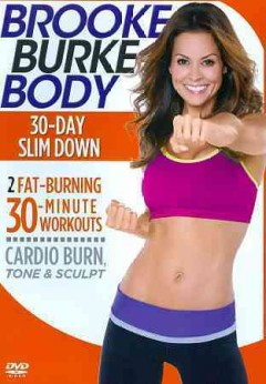 Brooke Burke body. 30 day slim down cover image