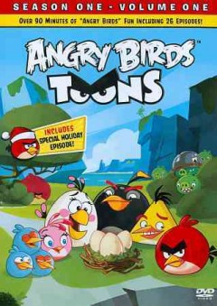 Angry birds toons. Season one, volume one cover image