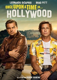 Once upon a time in... Hollywood cover image