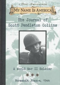 The journal of Scott Pendleton Collins : a World War II soldier cover image