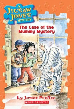 The case of the mummy mystery cover image