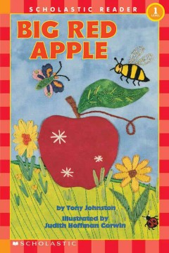 Big red apple cover image
