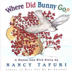 Where did Bunny go? : a bunny and bird story cover image
