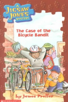 The case of the bicycle bandit cover image