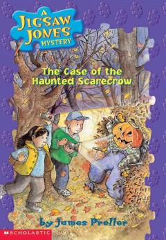 The case of the haunted scarecrow cover image