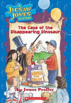 The case of the disappearing dinosaur cover image
