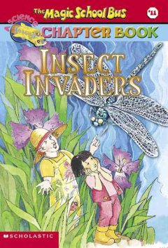 Insect invaders cover image