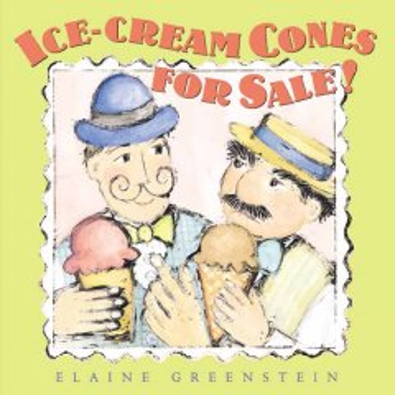 Ice-cream cones for sale! cover image