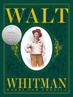 Walt Whitman : words for America cover image