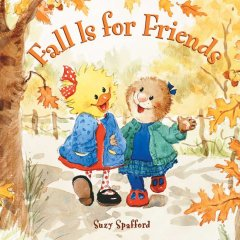 Fall is for friends cover image
