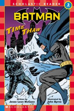 Batman. Time thaw cover image