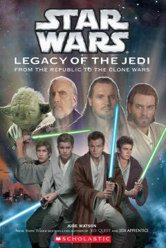 Legacy of the Jedi cover image