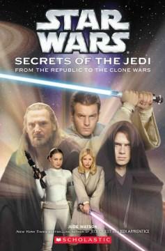 Secrets of the Jedi cover image
