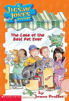 The case of the best pet ever cover image